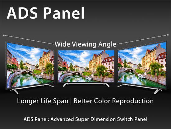 ADS panel