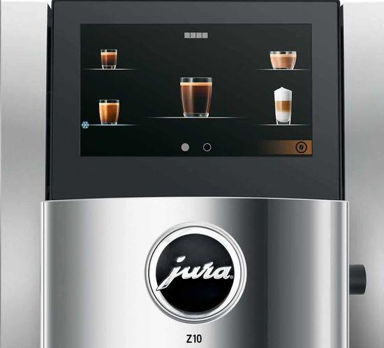 Jura Z10 Display