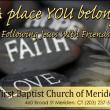 First Baptist Church in Meriden,CT 3368