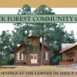 Black Forest Community Church (UCC) in Black Forest,CO 80908