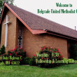 Belgrade United Methodist Church in Belgrade,MO 63622