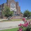 Barnard Memorial United Methodist Church in Holdenville,OK 74848