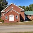 Mulberry Baptist Church in Nathalie,VA 24577