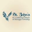 Saint John's Evangelical Lutheran Church in Summit,SD 57266