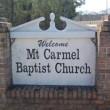 Mt. Carmel Baptist Church in Dadeville,AL 36853