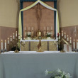 St. Bridget (St. Bernadette Parish) Catholic Church in Ridgeway,WI 53582-9659