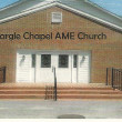Cargle Chapel A.M.E. Church in Social Circle,GA 30025