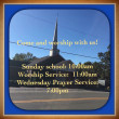 Shady Grove Baptist Church in Reidsville,NC 27320