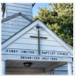 First United Baptist Church  in Sidney,OH 45365