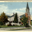 St Walburga Catholic Church in Titusville,PA 16354-1889