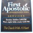 First Apostolic Church in Wilton,ME 04938
