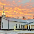 Hawk Creek Lutheran Church in Sacred Heart,MN 56285