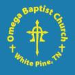 Omega Baptist Church in White Pine,TN 37890