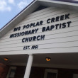 Big Poplar Creek Missionary Baptist Church in Siler,KY 40763