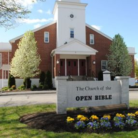The Church of the Open Bible in Burlington,MA 01803