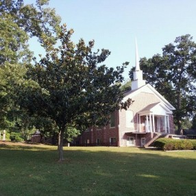 Trion United Methodist Church in Trion,GA 30753