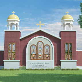 St. Mary Orthodox Church in Palos Heights,IL 60463-2300