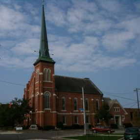 St Paul's United Methodist Church in Defiance,OH 43512