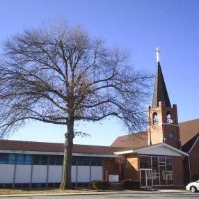 Versailles/Glensted United Methodist Churches in Versailles,MO 65084