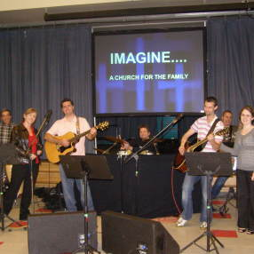 Imagine Church in San Bernardino,CA 92407