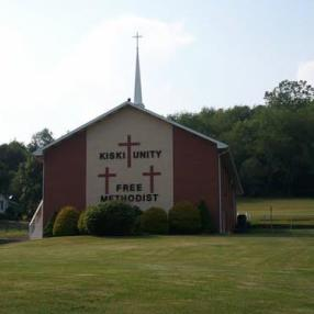 Kiski Unity Free Methodist Church in Leechburg,PA 15656-8246