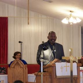 Warren Chapel United Methodist Church