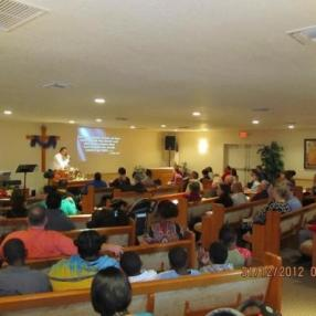 The Pentecostals of Englewood United Pentecostal Church