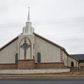 Saint Peter Lutheran Church in Bowie,TX 76230