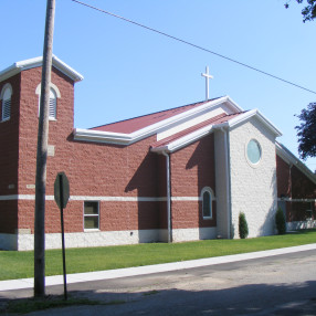 Messiah Evangelical Lutheran Church in Constantine,MI 49042