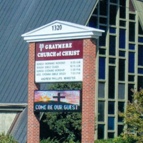Graymere church of Christ in Columbia,TN 38401