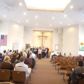 Abiding Shepherd Lutheran Church