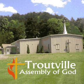 Troutville Assembly of God in Troutville,VA 24175