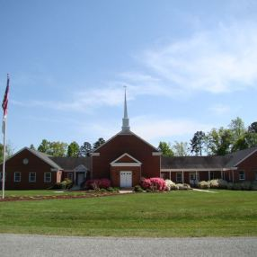 Salem United Methodist Church in Hurdle Mills,NC 27541