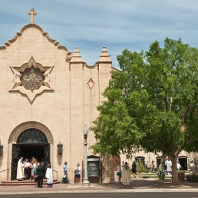 Trinity Cathedral in Phoenix,AZ 85003