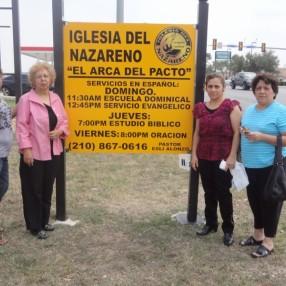 Iglesia del Nazareno-El Arca del Pacto in San Antonio,TX 78250