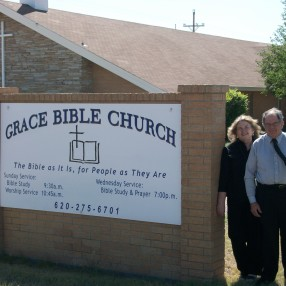 Grace Bible Church in Garden City,KS 67846-9039
