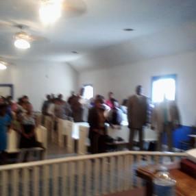 New Turner at Bethel A.M.E. Church