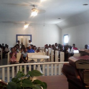 New Turner at Bethel A.M.E. Church