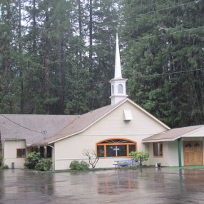 McKenzie Bridge Christian Church in McKenzie Bridge,OR 97413