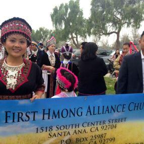First Hmong Alliance Church in Santa Ana,CA 92799