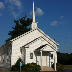 Whiteside United Methodist Church in Shelbyville,TN 37160