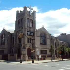 Bridge Street AME Church in Brooklyn,NY 11221