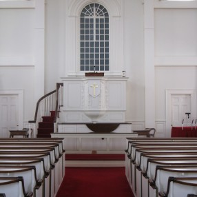 First Church of Christ, Congregational, 1652