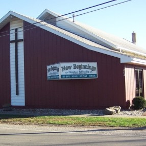 New Beginnings Christian Fellowship in Ashland,IL 62612