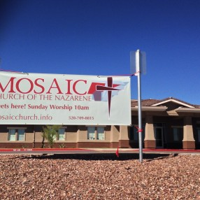 Mosaic Church of the Nazarene  in Florence ,AZ 85132