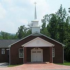 County Line Baptist Church in Jasper,GA 30143