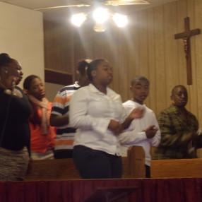 New Ebenezer Baptist Church