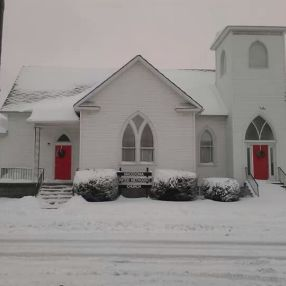 Macedonia United Methodist Church in Macedonia,IL 62860
