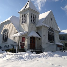 Christ's Lutheran Church in Woodstock,NY 12498