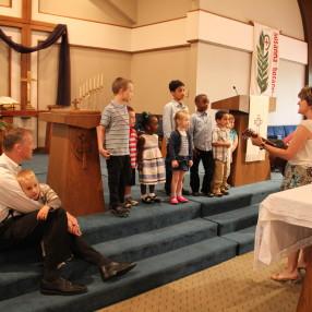 Grace Presbyterian Church in Arlington Texas